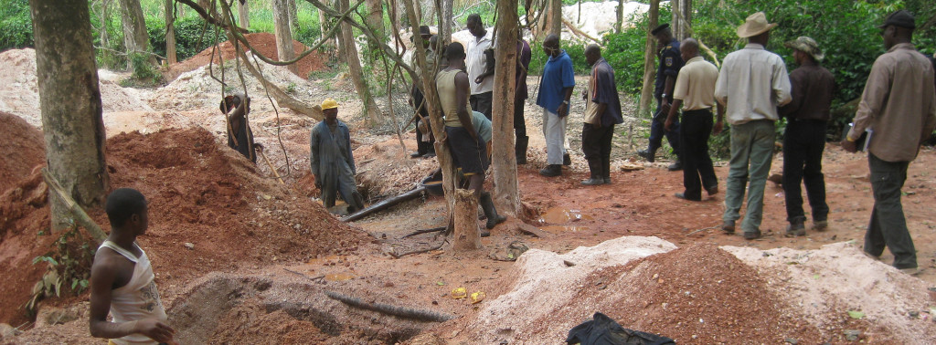 Mining Congo 2